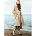 W Concept:Extra 10% OFF on Trench Coat