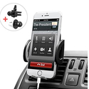 BUDGET & GOOD Universal Smartphones Car Air Vent Mount Holder