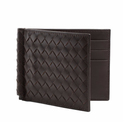 Saks Fifth Avenue: Bottega Veneta Classic Woven Wallet
