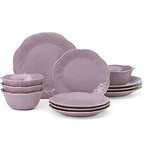 French Perle Violet 12-pc Set