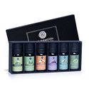 Lagunamoon Essential Oils 6pc Gift Set