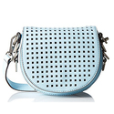 Rebecca Minkoff Astor Saddle Shoulder Bag - Sky Blue