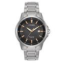 Citizen Men's 'Titanium' Quartz Titanium Casual Watch