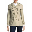 Burberry Cherrymore Heritage Trench Coat
