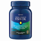 Triple Strength Fish Oil - 60ct