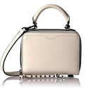 Rebecca Minkoff Box Crossbody, Antique White