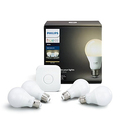 Philips Hue White Smart Bulb Starter Kit