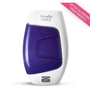 Silk'n: 25% OFF on Flash&Go Express Hair Removal Device