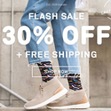 Happy Socks: Extra 30% OFF Sitewide+ Extra 15% OFF