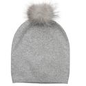 Sofia Cashmere 女款羊绒针织帽