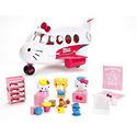 Jada Hello Kitty 飞机玩具套装