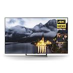 索尼75寸4K LED 智能电视