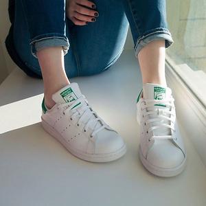 ebay: 精选 adidas Stan Smith 休闲鞋折扣高达 60% OFF