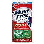 Move Free 维骨力绿瓶120粒