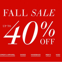 Saks Fifth Avenue: Up to 40% Off Designer Items