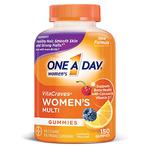 One A Day 拜耳每天一粒女性维生素软糖 150粒