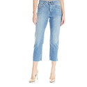 DL1961 Women's Patti High Rise Straight Jeans in Ashland