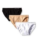 Calvin Klein 无痕比基尼内裤-三条