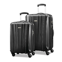 "Samsonite Pulse Dlx Lightweight 2 Piece Hardside Set - 20""/24"""