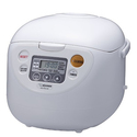 Zojirushi NS-WAC18-WD 10-Cup Micom Rice Cooker and Warmer
