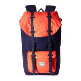 Herschel Supply Co. Little America Backpack - Peacoat/Hot Coral/Peacoat Rubber