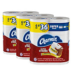 Charmin Mega Roll 18ct