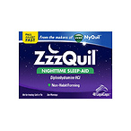 ZzzQuil Sleep Aid 48 Caps