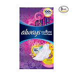 Always Radiant Pads 90ct