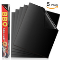 Grilldom BBQ Grill Mat, Set of 5