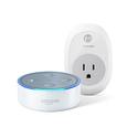 Echo Dot 2代语音助手+ TP-Link 智能插座