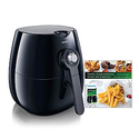 Philips The Original Airfryer with Bonus 150+ Recipe Cookbook