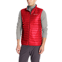 Columbia Men's Flash Forward Down Vest - Mountain Red