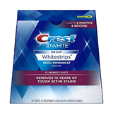 Crest 3D White Whitestrips with Advanced Seal Technology