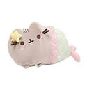 Gund Pusheen Mermaid Plush - 7.25""