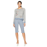 Tommy Hilfiger Women's Top and Pant Pajama Set