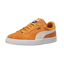 PUMA Men's Suede Classic Fashion Sneaker - Inca Gold