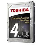 Toshiba HDWE140XZSTA X300 4TB Desktop Hard Drive