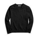 Goodthreads Mens V-Neck Merino Sweater