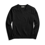 Goodthreads Mens V-Neck Merino Sweater
