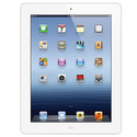 "Factory Refurbished Apple iPad 9.7"" Tablet 16GB WiFi - White"