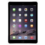 """Factory Refurbished Apple iPad Air 2 9.7"""" Tablet 128GB Wi-Fi - Space Gray"""