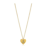 Dogeared and Ever For Ever Gold Chain Necklace