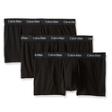 Calvin Klein Men's Underwear Cotton Stretch 3 Pack - Small