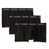 Calvin Klein Men's Underwear Cotton Stretch 3 Pack - Small