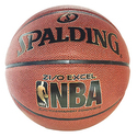 """Spalding Zi/O Excel Tournament Basketball - Official Size 7 (29.5"""")"""