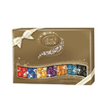 Lindt LINDOR Holiday Deluxe Sampler Assorted Chocolate Truffles