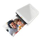 ZIP 相片打印机(白色)