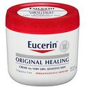 Eucerin Original Healing Soothing Repair Creme-2pk