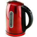 Ovente 1.7 Liter Temperature Control Stainless Steel Electric Kettle