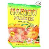 Haribo Gummi Candy Pack of 12